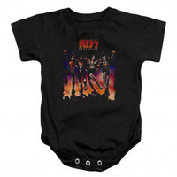 KISS Destroyer Cover Bodysuit - Children - Rockabilia