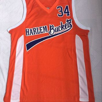 Uncle Drew #34 O'NEAL Movie Basketball Jersey DCCK