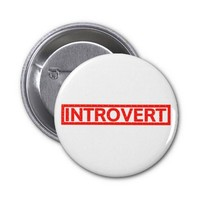 Introvert Stamp Buttons