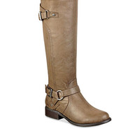 G by GUESS Hing Riding Boot - Belk.com