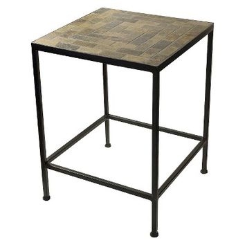 Threshold™ Stone Side Table Neutral