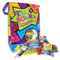 80's Decade Retro Candy Bag