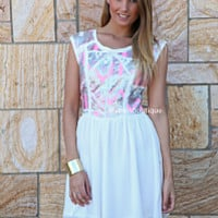 COUNTING STARS DRESS , DRESSES, TOPS, BOTTOMS, JACKETS & JUMPERS, ACCESSORIES, SALE, PRE ORDER, NEW ARRIVALS, PLAYSUIT, COLOUR,,Pink,Sequin Australia, Queensland, Brisbane