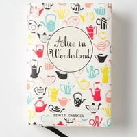 Mr. Boddington's Penguin Classics, Alice in Wonderland by Anthropologie Multi One Size Gifts