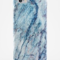 Blue, Turquoise and Pink Marble iPhone Case - Exclusive - Madotta.com