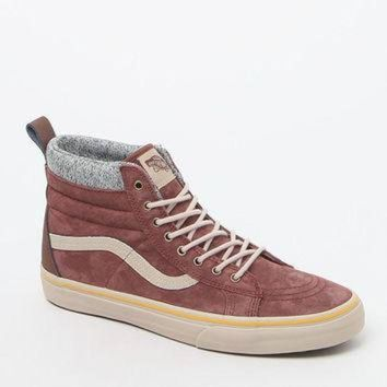 ONETOW Vans Sk8-Hi MTE DX Brown and Tan Shoes at PacSun.com