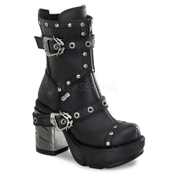 Demonia Sinister 201 Ankle Boot