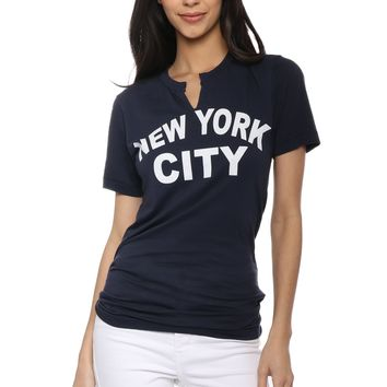 Jet x Mixology NYC Fitted T-Shirt