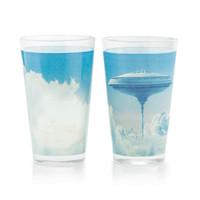 Star Wars Cloud City Cold Changing Pint Glass Set