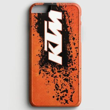 Ktm Ready To Race iPhone 7 Case