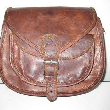Small Pure Genuine Soft Leather Handmade by GenuineGoods786