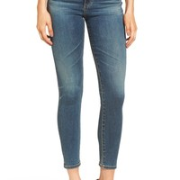 AG The Farrah High Waist Ankle Skinny Jeans (10 Years Brewed) | Nordstrom