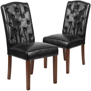 Tufted Parsons Chair (2 Pk.)
