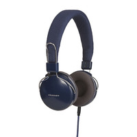 Amplitone Headphones, Blue