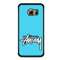 Stussy Raps St?ssy Surfware Clothing Samsung Galaxy S6 Edge Case