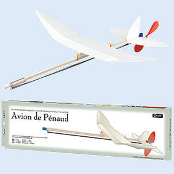 Yoshida Model Airplane Kit - Avion de Pénaud