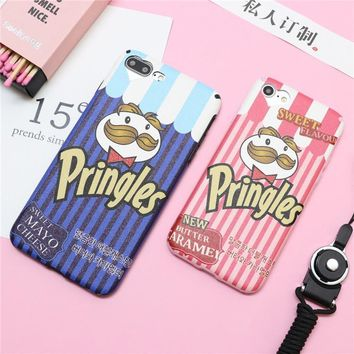 Stylish On Sale Cute Iphone 7/7 Plus Hot Deal Apple Korean Iphone Soft Phone Case [211464486924]