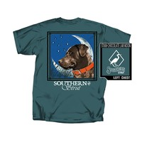 Southern Strut Chocolate Moon T-Shirt | Palmetto Moon