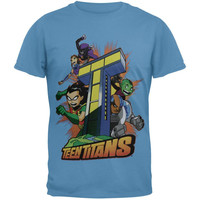 Teen Titans - Tower Youth T-Shirt