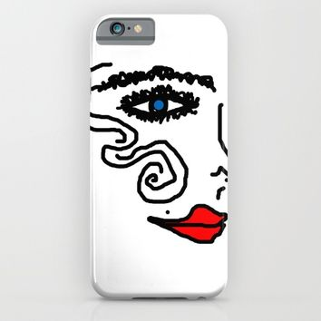 No Name Girl | I am iPhone & iPod Case by Azima