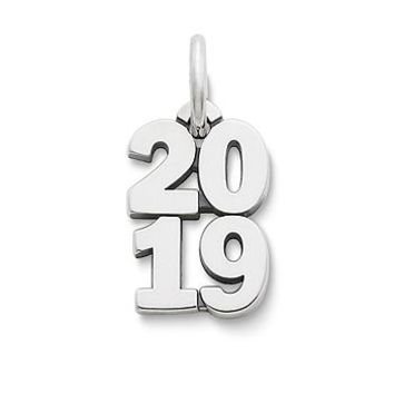 "Year ""2019"" Charm 