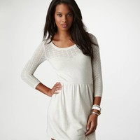 AE Crocheted Sweater Dress | American Eagle Outfitters