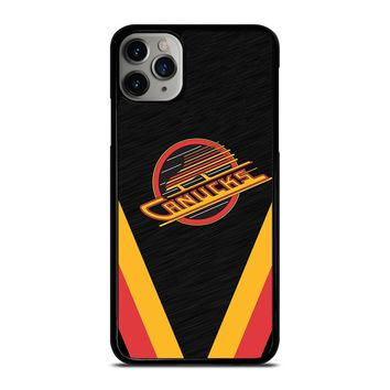 VANCOUVER CANUCKS LOGO OLD iPhone Case Cover