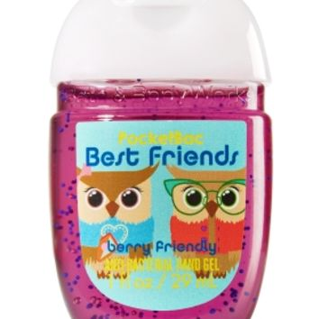 PocketBac Sanitizing Hand Gel Best Friend Owls