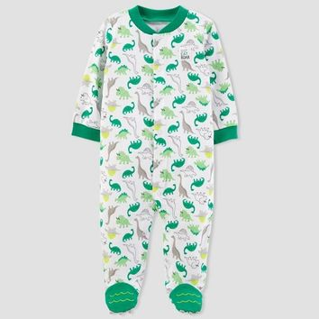 Baby Boys' Dinosaur Sleep N' Play - Just One You™ Made by Carter's® Green