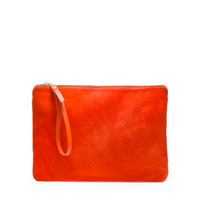 COLOR BLOCK CLUTCH BAG - Handbags - Woman - ZARA United States