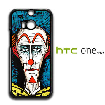Bernard Buffet Classic Paint HTC One M8 Case