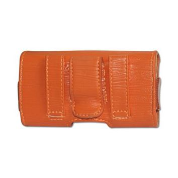 HORIZONTAL POUCH HP1025A MOTOROLA V9 ORANGE 4X0.5X2.1 INCHES: Case Of 120