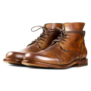 Alder Boot Honey