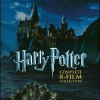 Harry Potter: Complete 8-Film Collection [8 Discs / Blu-ray] - Blu-ray Disc