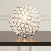 "House of Hampton Lamour 8"" Table Lamp"