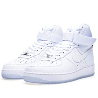 Nike Air Force 1 Hi Comfort PRM QS 'Triple White'
