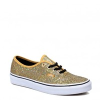 VANS AUTHENTIC GOLD MICRO DOTS TRAINERS – Womens trainers – Tower Boots