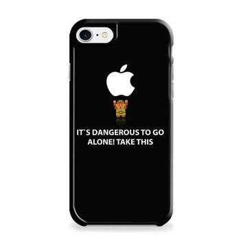 apple legend of zelda link holding dangerous iPhone 6 | iPhone 6S Case