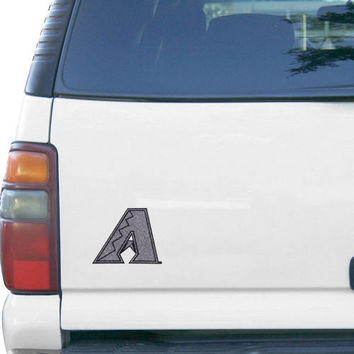 Arizona Diamondbacks Bling Emblem Car Decal - http://www.shareasale.com/m-pr.cfm?merchantID=7124&userID=1042934&productID=540328751 / Arizona Diamondbacks