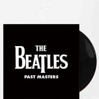The Beatles - Past Masters 2XLP