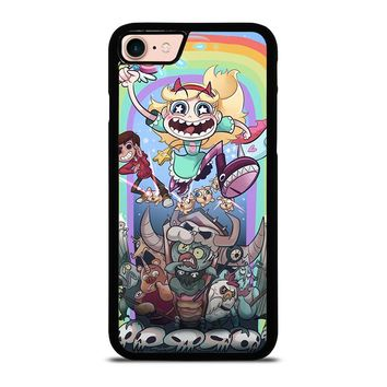 DISNEY STAR VS THE FORCE OF EVIL iPhone 8 Case Cover