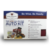 Wise Company Auto Kit with Survival Food Supply