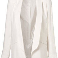 Drape Longline Blazer - View All - Topshop