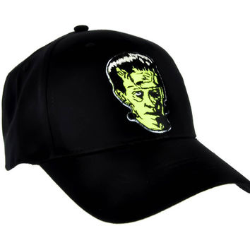 Frankenstein Classic Movie Monster Hat Baseball Cap Gothic Clothing