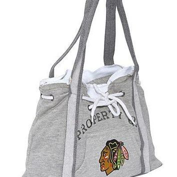 Chicago Blackhawks NHL Hoodie Purse by Little Earth