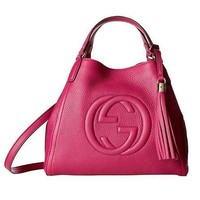 Gucci. Red Lady Handbag