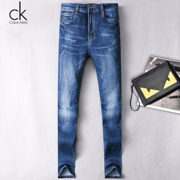 Calvin Klein Fashion Casual Pants Trousers Jeans