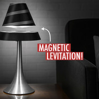 Levitating Lamp by Levitron