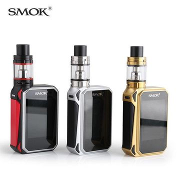 SMOK G-Priv 220W Electronic E Pen Kits Cigarette Mod Touch Screen TFV8 Tank Vape