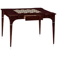 High Style Backgammon and Chess Table